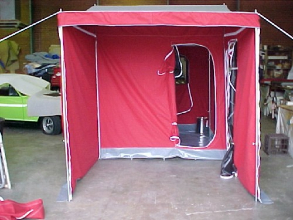 Custom Made Tents Perth Gk Trimmers