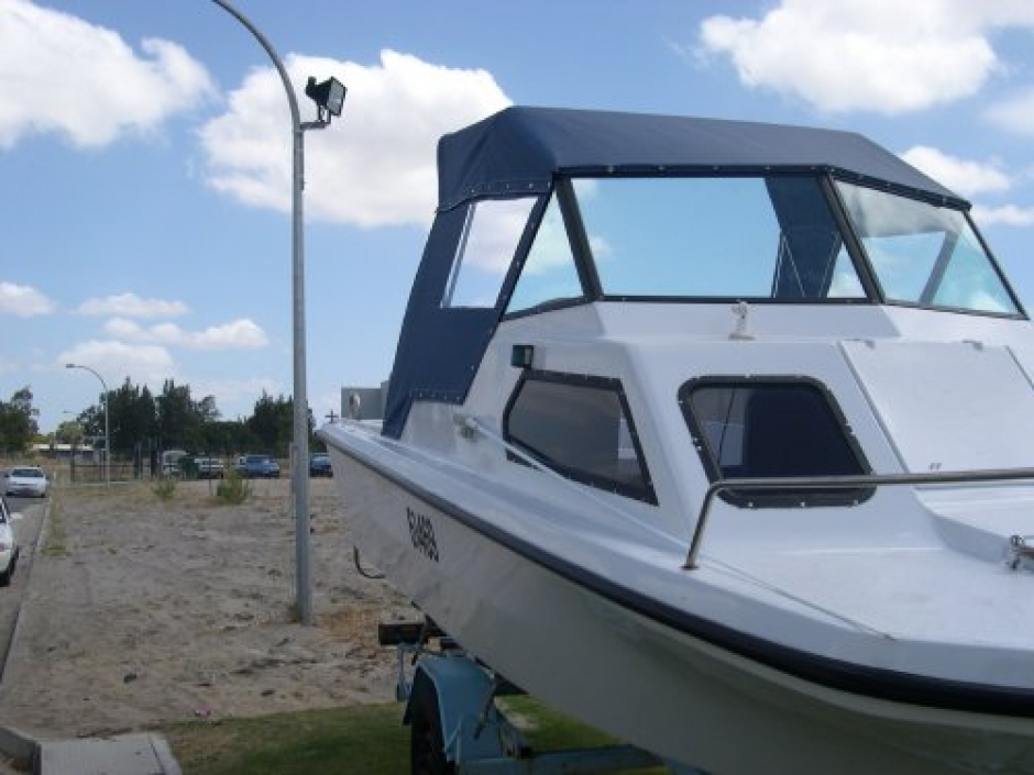 Boat Canopies Gk Trimmers